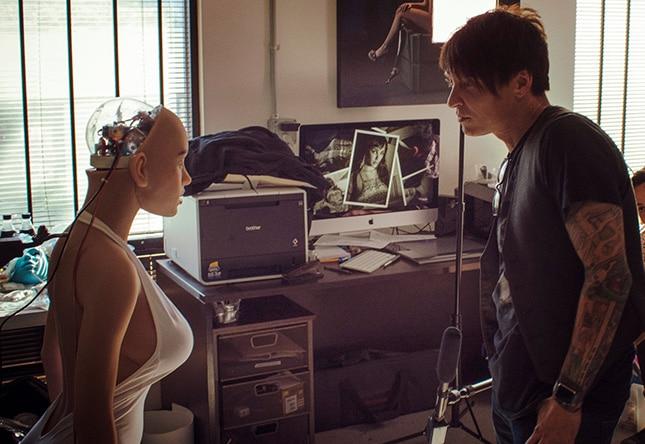 Matt McMullen der Erfinder von RealDoll entwickelt den ersten Sexroboter