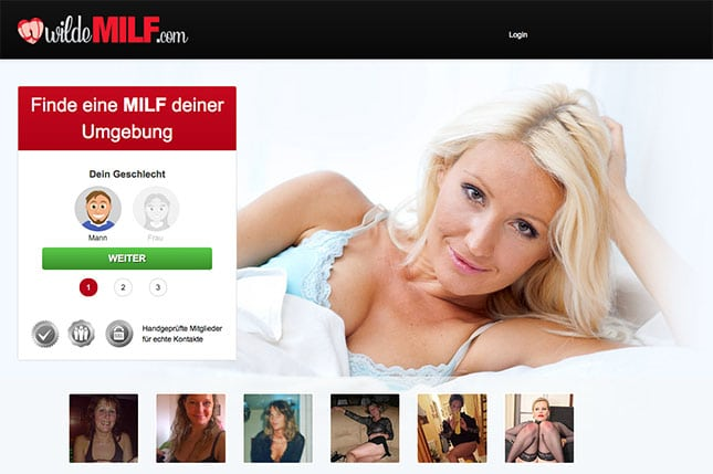 WildeMILF.com Portal