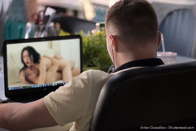 Sicher auf Pornoseiten surfen