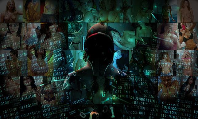 Virus und Malware auf Pornoseiten