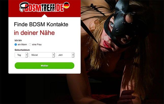 BDSMtreff.de Startseite