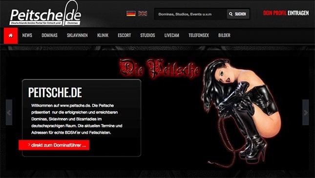 Peitsche.de BDSM-Portal