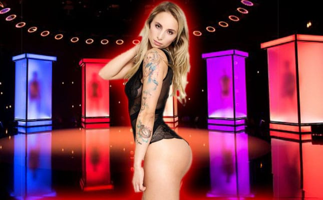 Pornostar Hanna Secret bei Naked Attraction