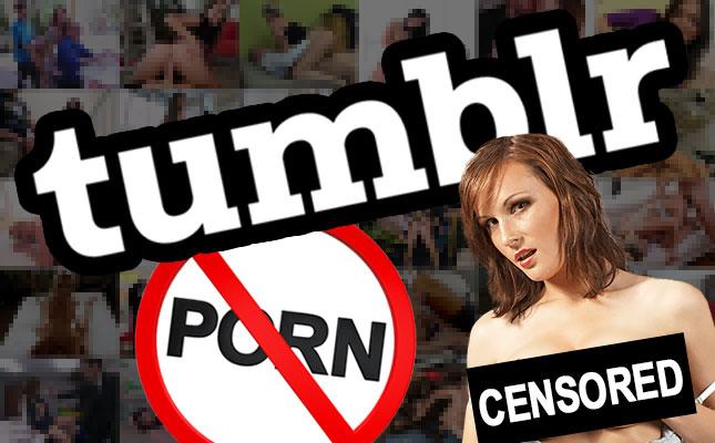Tumblr verbietet Pornografie und Erotik