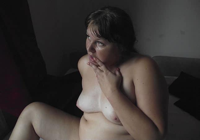 mollige Frau sucht Sex