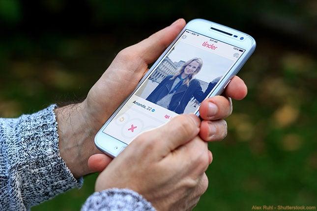One Night Stand mittels der Tinder App finden