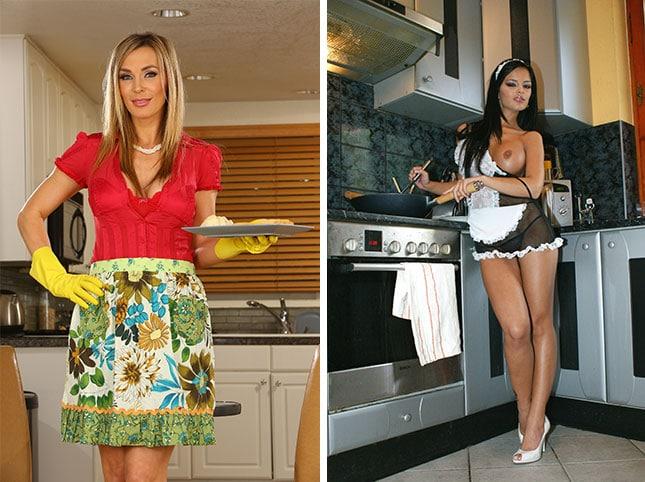 Hausfrauen wollen Sex