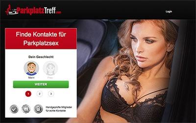 ParkplatzTreff.com Startseite