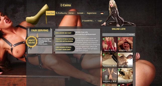 BDSM-Chats.com