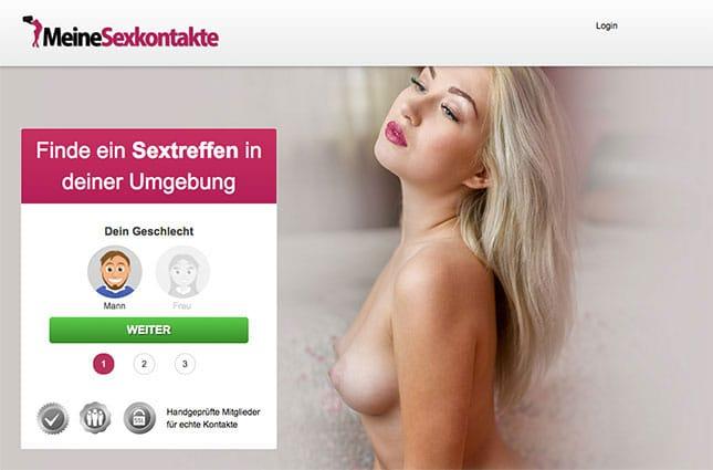 C-Date.de Alternative MeineSexkontakte.com