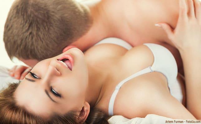 Frau zum Orgasmus bringen