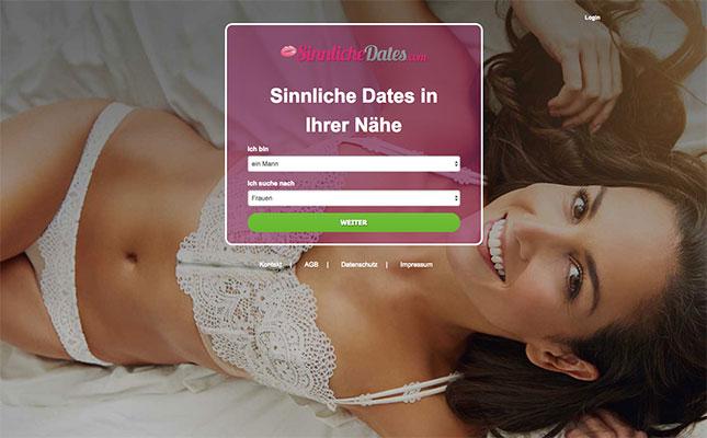 Sex-Partner auf SinnlicheDates.com finden