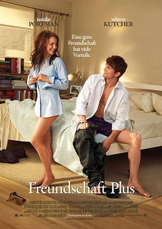 """""""Freundschaft Plus"""" Filmplakat"""