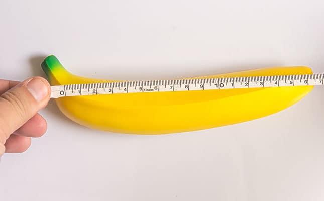 Penis messen