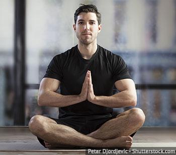 Mit Yoga Erektionsprobleme beheben