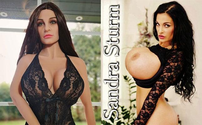 Sandra-Sturm-Sexpuppe RS-Dolls