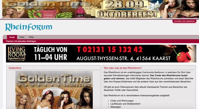 Rheinforum.com