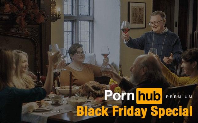 Pornhub Premium Lifeplan Black Friday 2020
