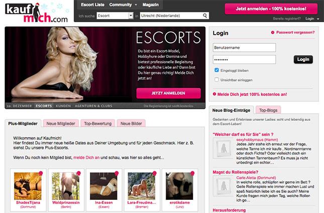 kaufmich.com escort-seite