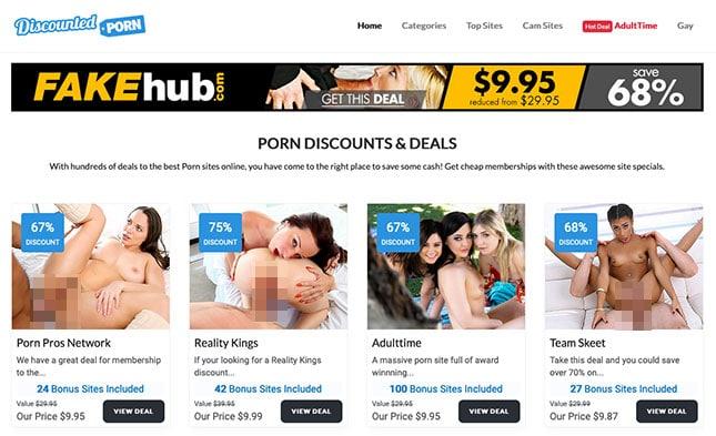 DiscountedPorn.com