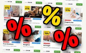 Porn Discount Deals