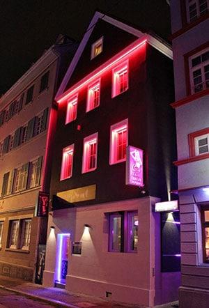 Bleibt geschlossen: Das City-Eroscenter in Stuttgart