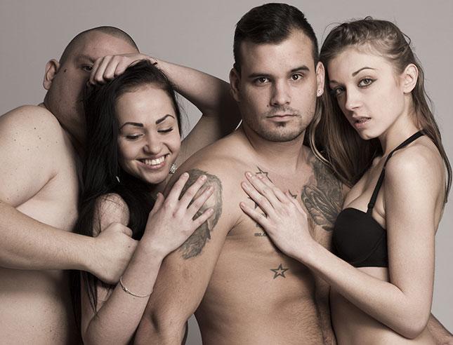 Erotik-Abenteuer Swingerclub