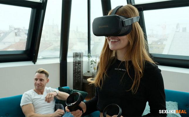 SexLikeReal-VR-Porno