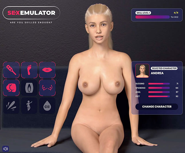sexemulator game
