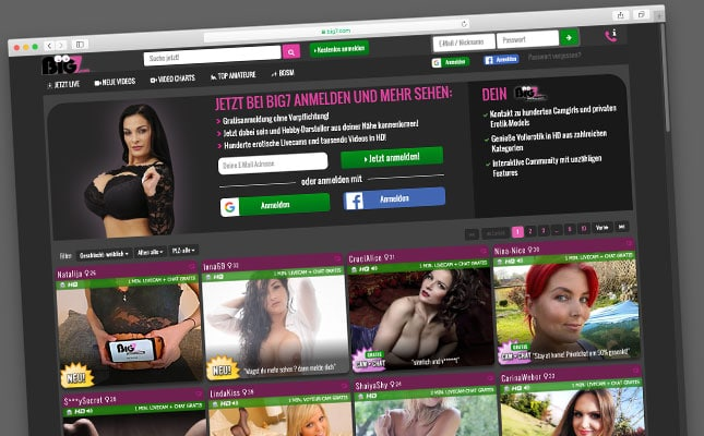 Big7.com im Test