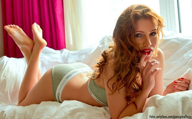 Georgina Fleur OnlyFans Erotik