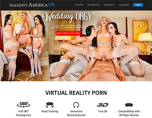Naughty America VR Pornos