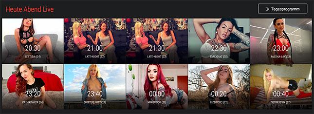 Visit-X TV-Stream