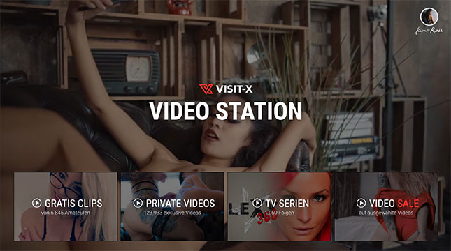 Visit-X Video Stattion