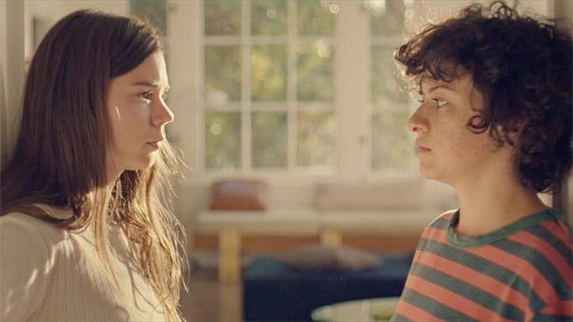 Duck Butter Lesben-Sex-Film auf Netflix
