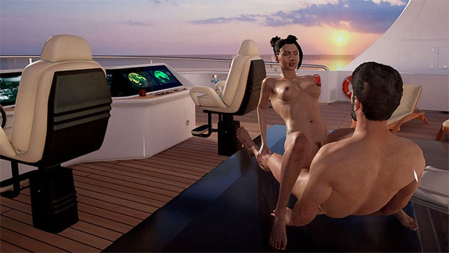 vrXcity VR-Porn-Game