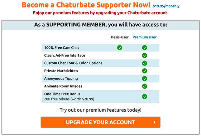 Chaturbate Premium