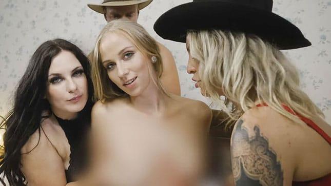 Rednex Manly Man Fundorado-Porno-Musikvideo