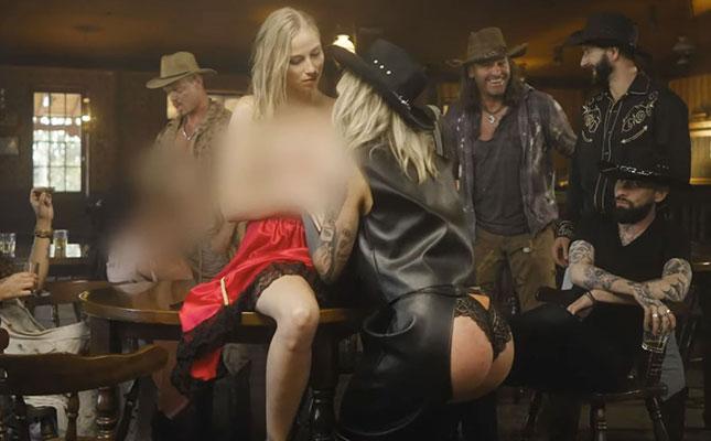 Rednex Manly Man Porno-Musikvideo