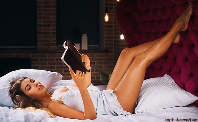 Erotische-Romane-Studie