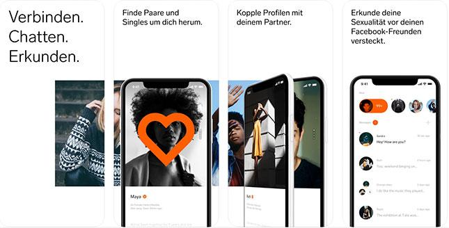 Feeld-3er-App